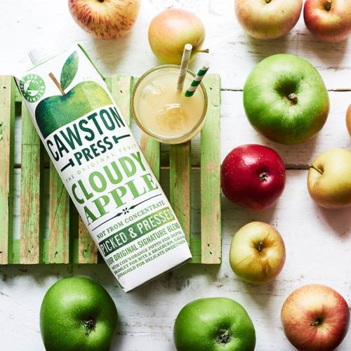 Cawston Press Cloudy Apple Juice 1litre
