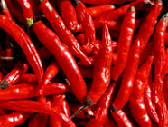 Chillies Red each