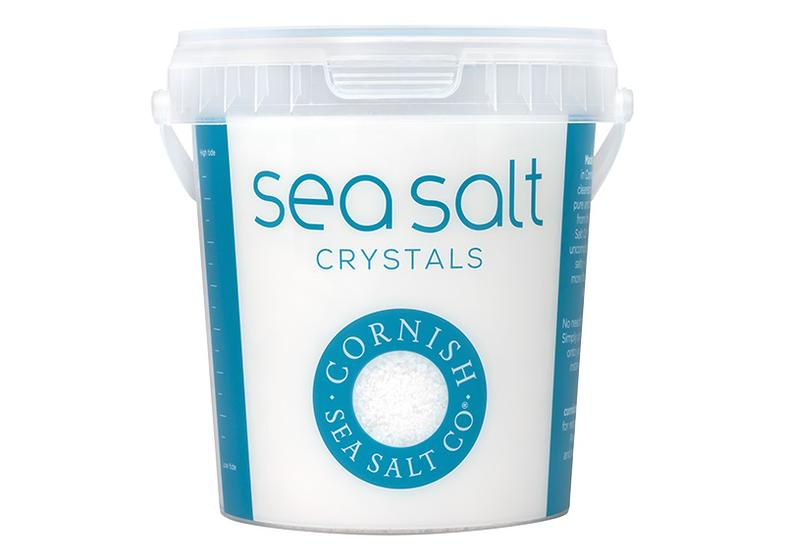 Cornish Sea Salt's Salt Crystal - 500g