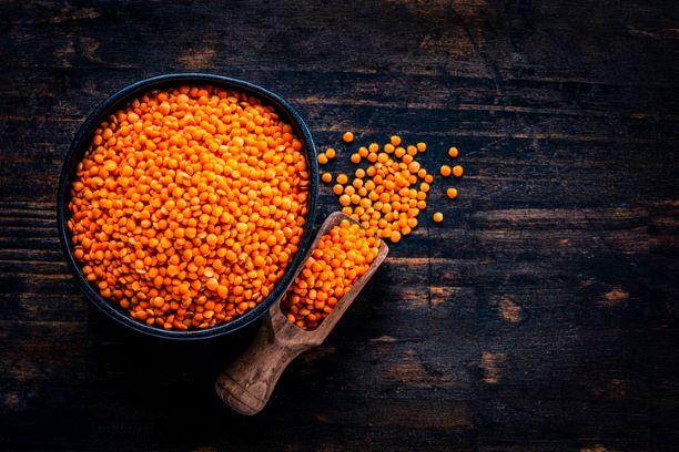 Red Lentils - 1kg