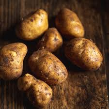 Jersey Royal Potatoes - 1kg