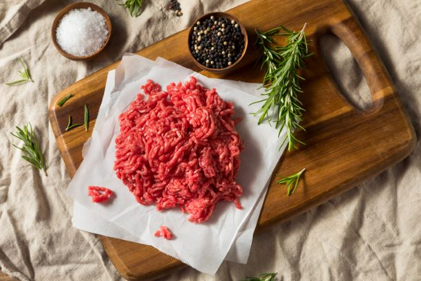Beef Steak Mince - per 450g
