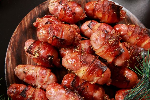 Pigs in Blankets - 10