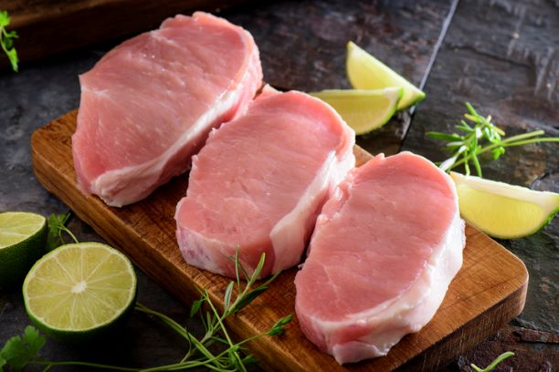 Pork Steaks - per 450g