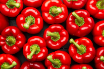 Peppers - Red