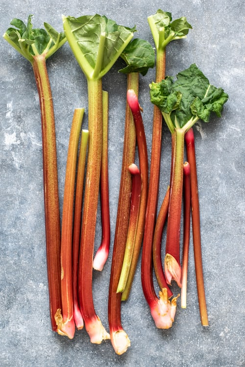 English Rhubarb - 1kg