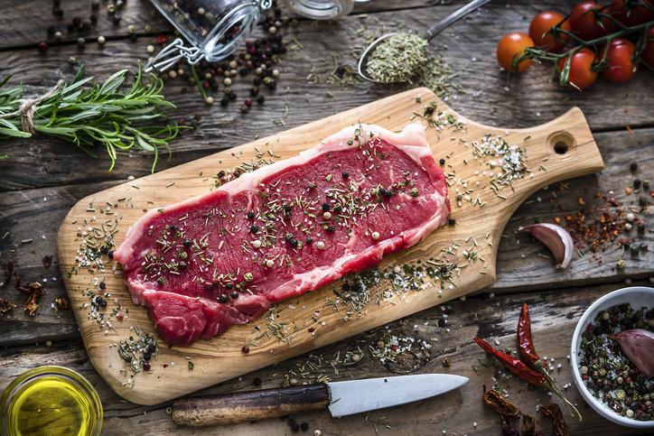 Beef Sirloin Steak - 8oz