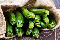 Courgettes - each